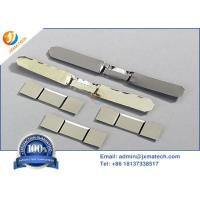 Buy cheap 99.95% Purity Tungsten Alloy Products Evaporation Boats For Vacuum Coating from wholesalers