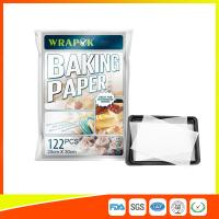 Buy cheap Wrapok Baking Parchment Paper Sheets 7.9 X 12 , Pre Cut Parchment Paper For Baking from wholesalers