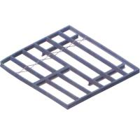 Buy cheap AVAILABLE FLOOR OPTIONS C Purlin Joist Floor Systems from wholesalers