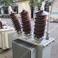 Buy cheap 22kV Three Phase Oil Immersed Transformer For Power Plant Energy Saving from wholesalers