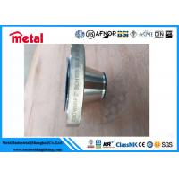 Buy cheap Nickel Alloy Steel Flanges Welding Neck Flange Alloy 20 RF For Connection from wholesalers