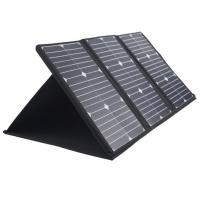 Buy cheap Foldable Solar Panel Black Solar PV Panels 30mm*25mm Thickness Aluminum Frame from wholesalers