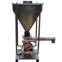 Buy cheap Food Grade SS Horizontal Double Screw Feeder Low Noise For Food Industries from wholesalers