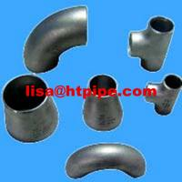 Wholesale ASTM A420 WPL8 carbon steel pipe fittings from china suppliers