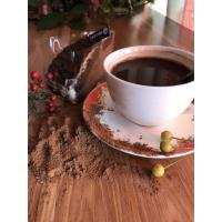 Dried Dark Brown Natural Cocoa Powder IS022000 ≥99% Fineness FIRST