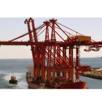 Buy cheap Hot selling professional producing rail mounted container gantry crane from wholesalers