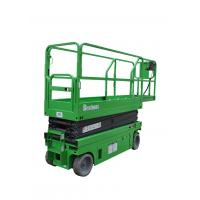 Buy cheap 6m Platform Height Self Propelled Scissor Lift with  Extension Platform from wholesalers