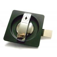 Buy cheap Cupboard Lock Panel File Cabinet Locks Locking handle with key from wholesalers