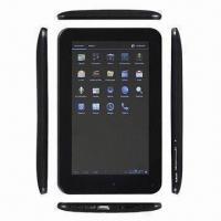 Buy cheap 7-inch Tablet PCs, Google's Android 4.0, USB 3G Wireless LAN 802.11b/g from wholesalers