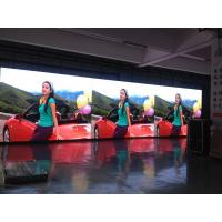 Buy cheap Small Pixel P2.5 HD led display, high contrast Video function Movable Stage from wholesalers
