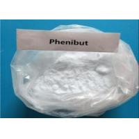 Buy cheap White Pharmaceutical Nootropic Drug Powder Phenibut For Fatigue Reduce from wholesalers