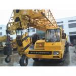 Buy cheap Used crane,Used tadano crane TL350E truck crane from wholesalers