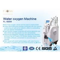 Buy cheap Bio Microdermabrasion And Oxygen Machine Mesotherapy Skin Whitening For Clinic from wholesalers