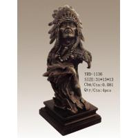 Wholesale Offer Africa Statue/ Brass Sculpture from china suppliers