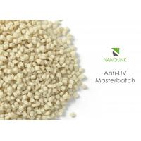Buy cheap Nano Inorganic Anti UV Masterbatch With Anti Aging Performance For Building Material from wholesalers