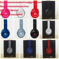 Buy cheap HOT!!!New black/white/red/blue/pink/gary beats solo 2 v2 headphone by dr dre from wholesalers