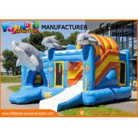 Wholesale Large Inflatable Bouncer Slide For 30 People / Inflatable Jumping Castle from china suppliers
