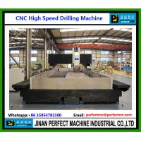 Wholesale China Best Seller CNC Gantry Type Plate Drilling Machine Used in Steel Structure Industry (PD2010) from china suppliers