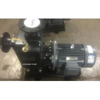Buy cheap ZWL Series directly coupled self priming sewage pump/centrifugal waste water pump/trash pump from wholesalers