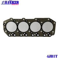 Buy cheap Isuzu Cylinder Head Gasket For NHR  4JB1T Engine Spare Parts from wholesalers