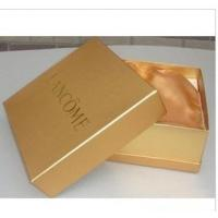 Wholesale Customized Paper Colored Gift Boxes, Cardboard Packing Box With Printed Logo from china suppliers