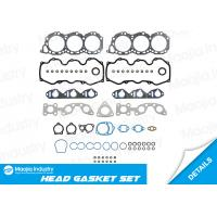 Buy cheap 96 - 04 Infiniti QX4 Nissan Frontier Xterra Pathfinder 3.3L SOHC VG33E Graphite Head Gasket Set from wholesalers