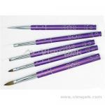 Buy cheap Diamond Acrylic Nail Brush - Nail Art Brush, Kolinsky Sable Brush from wholesalers