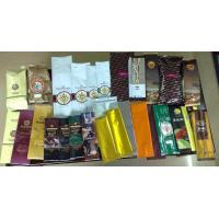 Buy cheap PET / AL / PE Coffee Foil Bag Packaging with CMRK or Pantone Printing product