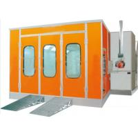Buy cheap Auto Spray Car Paint Booth (SSB91) from wholesalers