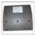 Buy cheap truck brake lining,drum brake lining WVA19090, brake parts,brake liner,brake from wholesalers