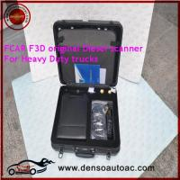 Buy cheap 2015 New Arrivals Fcar F3-D Original Scanner with full set cables For Heavy Duty support Multi-language Fast Shipping from wholesalers