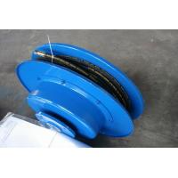 Buy cheap Protective Industrial Water Hose Reel Adjustable Position Stainless Steel from wholesalers