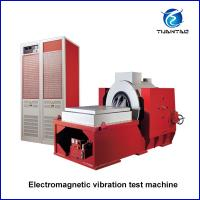 Buy cheap X Y Z Axis Vibration Test System Chinese / English Software Language from wholesalers