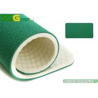 Buy cheap Extrusion Basketball Court Gym PVC Vinyl Flooring Crystal 4.5 / 7.0 mm Thickness from wholesalers