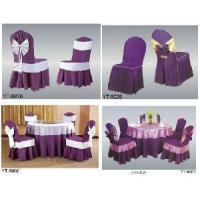 China Hotel Chair Cover/Chair Cover on sale