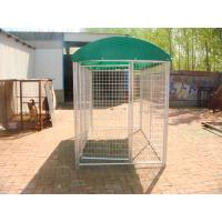 China Temporary Dog Fence For Sale 1.5m x 2.0m x 2.0m full hot dipped galvanized dog kennel for sale on sale
