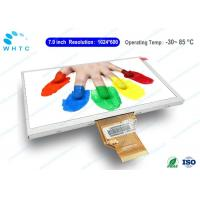 Buy cheap 40PIN LVDS Interface 7 Inch TFT Touch Screen 1024 X 600 High Resolution from wholesalers