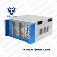 Buy cheap Waterproof  Full Frequency High Power Cell Phone Jammer RF Jammer for GPS/Lojack/WiFi Signal up to 500m from wholesalers