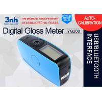 Buy cheap YG268 Tri Angle Digital Gloss Meter Marble Metal Architectural Ceramic Test Machine from wholesalers