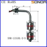 Buy cheap SNR-11510L-2-S Horizontal Float Switch from wholesalers