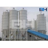 Buy cheap Strong And Sturdy Vertical Cement Silo , Demountable Cement Storage Tank from wholesalers
