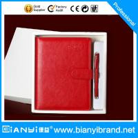 Buy cheap Low price notebook and pen mini office stationery set with high quality from wholesalers