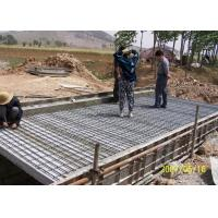 Buy cheap 4.8m X 2.4m Welded Wire Mesh Galvanized Steel Bar Panels For Concrete Reinforcing from wholesalers