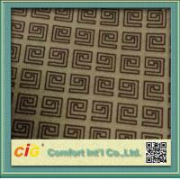 Buy cheap Paper Printing Fabric Custom Auto Upholstery Fabric , Home Funiture Sofa Upholstery Cloth from wholesalers