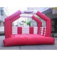 Buy cheap Hire of Jumping Castles, 0.55mm PVC Tarpaulin Commercial Bouncy Castles For Child from wholesalers