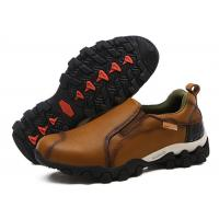 Buy cheap Spring Ladies Casual Leather Shoes , Functional Comfortable Travel Shoes from wholesalers