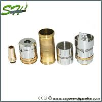 Buy cheap Stainless Steel Ibaloi Vapor E Cigarette 800 Puffs Glass Tank Clearomizer from wholesalers