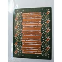 Buy cheap FR4 Polyimide Material Rigid Flex PCB , Flexible PCB Board ENIG Hasl OSP Surface Finish from wholesalers