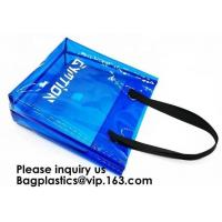 Buy cheap Clear PVC Sling Bag With Zipper Bag And Shoulder Strap, Clear PVC Large Handbag With Small Pouch,Bagease, Bagplastics from wholesalers