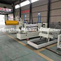 Buy cheap 1.5mm-3mm Thickness Roofing Sheet Roll Forming Machine Slitting Line from wholesalers